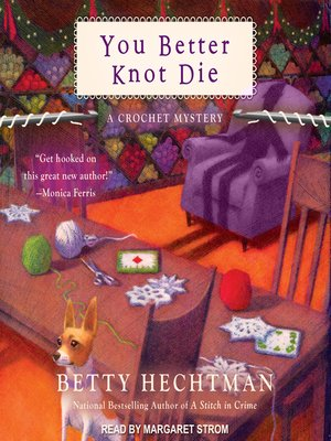 cover image of You Better Knot Die