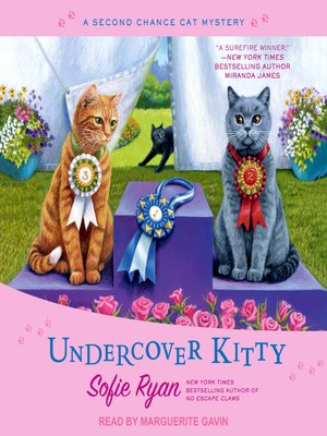 cover image of Undercover Kitty