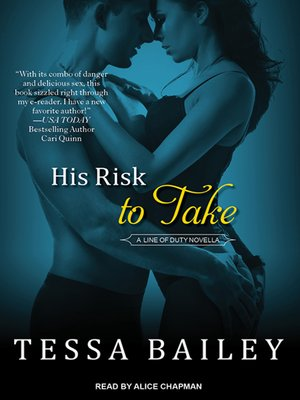 cover image of His Risk to Take