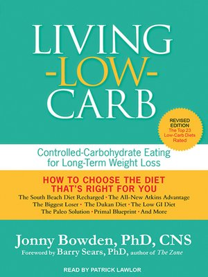 cover image of Living Low Carb