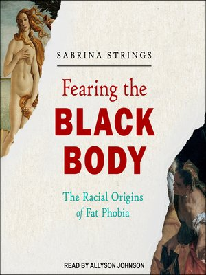 cover image of Fearing the Black Body