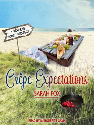 cover image of Crepe Expectations