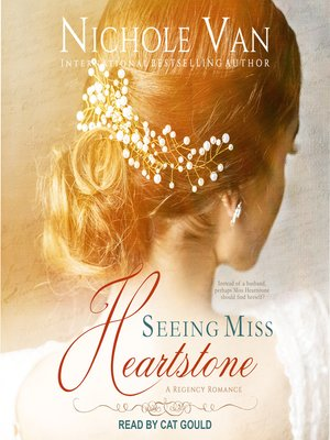 cover image of Seeing Miss Heartstone