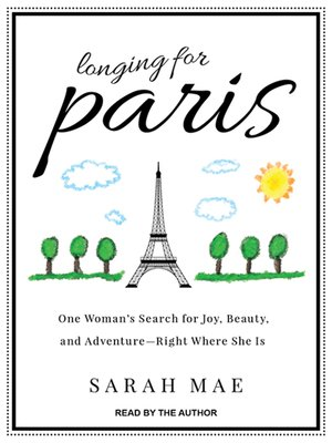 cover image of Longing for Paris