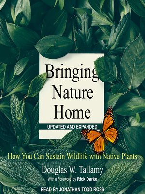 cover image of Bringing Nature Home