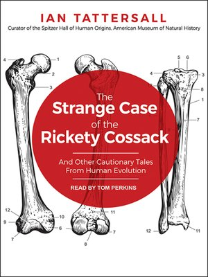 cover image of The Strange Case of the Rickety Cossack