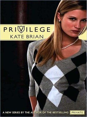 cover image of Privilege Series, Book 1