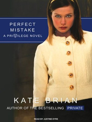 cover image of Perfect Mistake