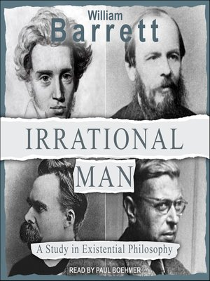 cover image of Irrational Man