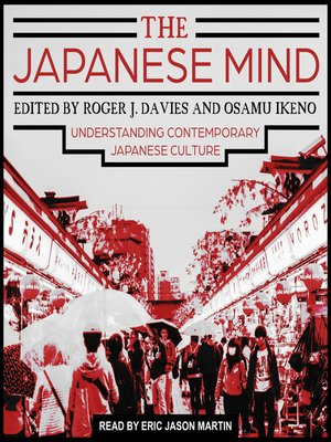cover image of The Japanese Mind