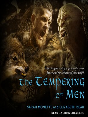cover image of The Tempering of Men