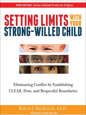 cover image of Setting Limits with Your Strong-Willed Child