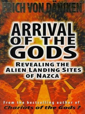 cover image of Arrival of the Gods