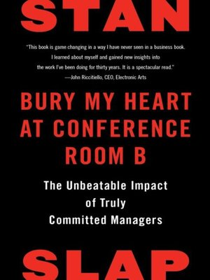 cover image of Bury My Heart at Conference Room B