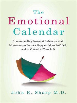 cover image of The Emotional Calendar