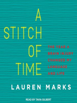 cover image of A Stitch of Time