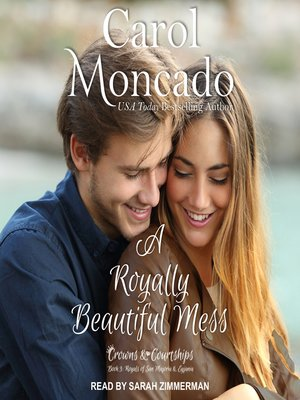 cover image of A Royally Beautiful Mess