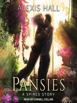 cover image of Pansies