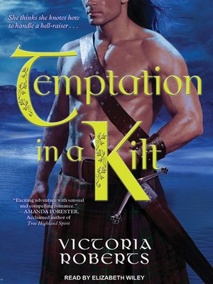 cover image of Temptation in a Kilt