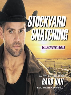 cover image of Stockyard Snatching