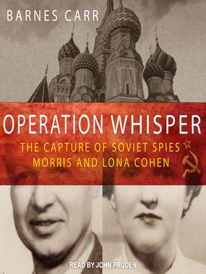 cover image of Operation Whisper