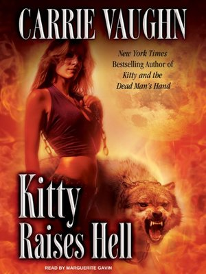 Cover Image Of Kitty Raises Hell
