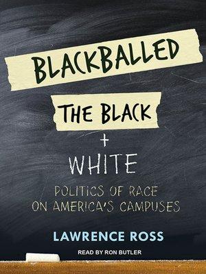 cover image of Blackballed