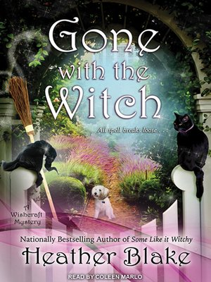 cover image of Gone With the Witch