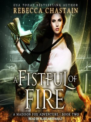 cover image of A Fistful of Fire