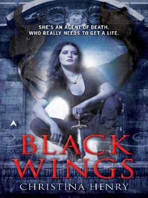 cover image of Black Wings Series, Book 1