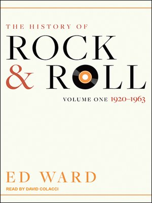 cover image of The History of Rock & Roll