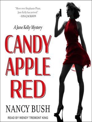 cover image of Candy Apple Red--A Jane Kelly Mystery