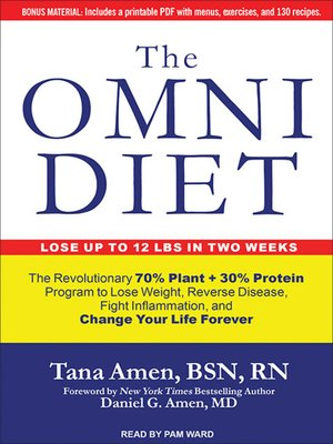 cover image of The Omni Diet