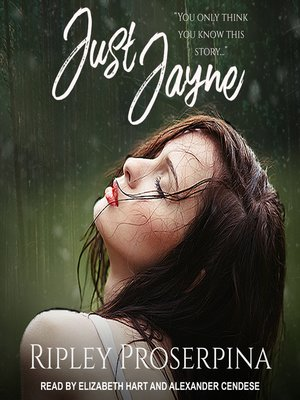 cover image of Just Jayne