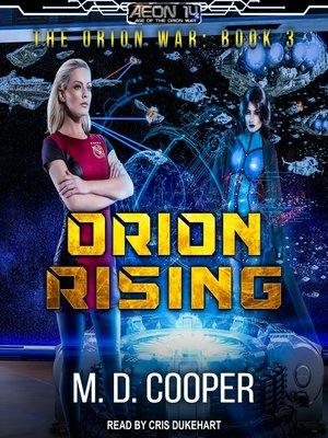 cover image of Orion Rising