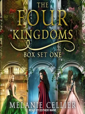 cover image of The Four Kingdoms Box Set 1