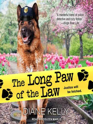 cover image of The Long Paw of the Law
