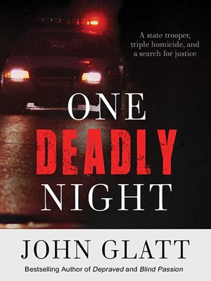 cover image of One Deadly Night