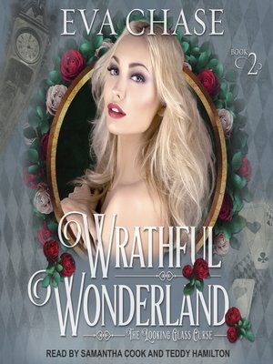 cover image of Wrathful Wonderland