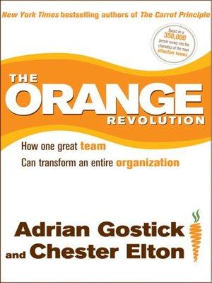 cover image of The Orange Revolution