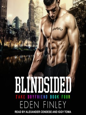 cover image of Blindsided