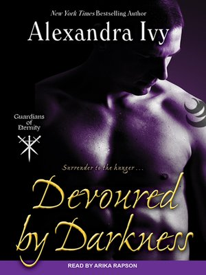 cover image of Devoured by Darkness