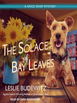 cover image of The Solace of Bay Leaves