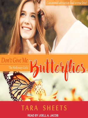 cover image of Don't Give Me Butterflies