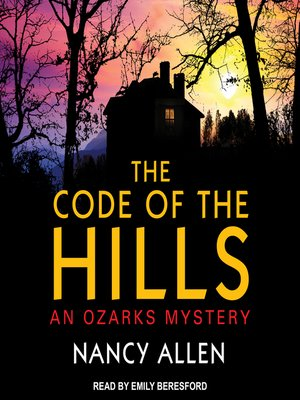 cover image of The Code of the Hills