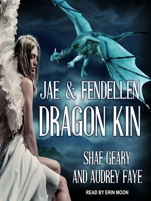 cover image of Dragon Kin--Jae & Fendellen