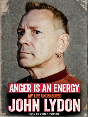 cover image of Anger Is an Energy