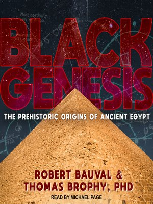 cover image of Black Genesis