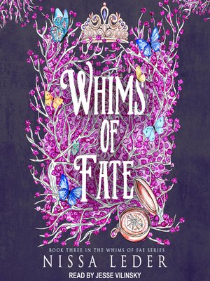 cover image of Whims of Fate