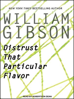 cover image of Distrust That Particular Flavor